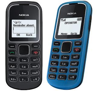Nokia 1280 Harga Nokia 1280: Rp. 195.000