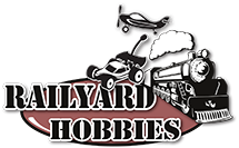 Railyard Hobbies, Elverson PA