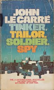 Tinker Tailor Soldier Spy book review
