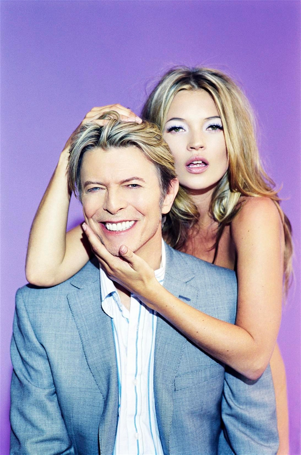 Mr RaRe: David Bowie & Kate Moss by Ellen von Unwerth for ...