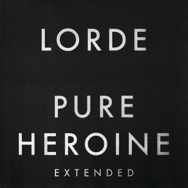 Lorde - Pure Heroine (Extended) Cover