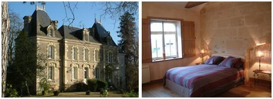 Château du Beugnon, logement insolite, bullelodie