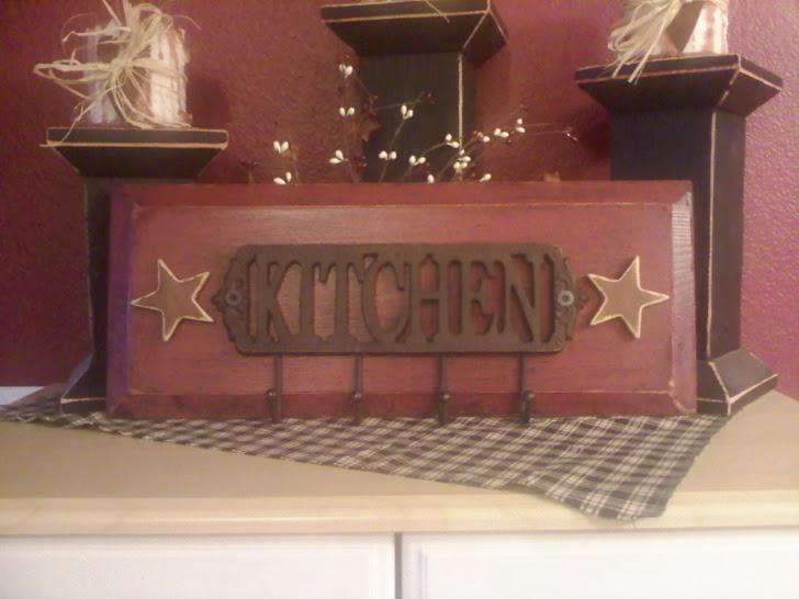 """""""Kitchen"""" Hooks"""