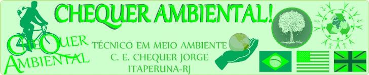 Chequer Ambiental - Técnico em Meio Ambiente - C.E. Chequer Jorge