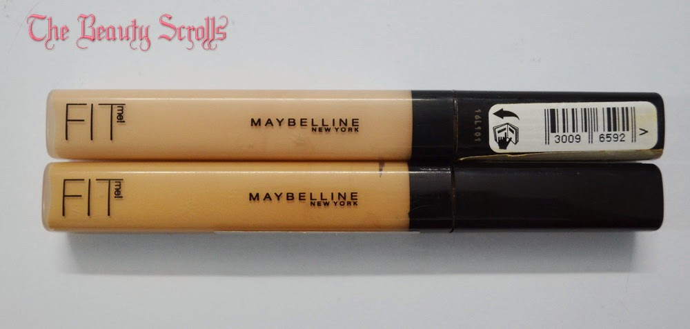 The Beauty Scrolls: Maybelline 'Fit Me' Line Review And Swatches