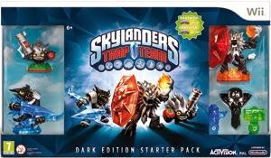 Starter Pack Wii Dark