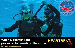 PADI Rescue diver course aquarius dive center Constanta Romania