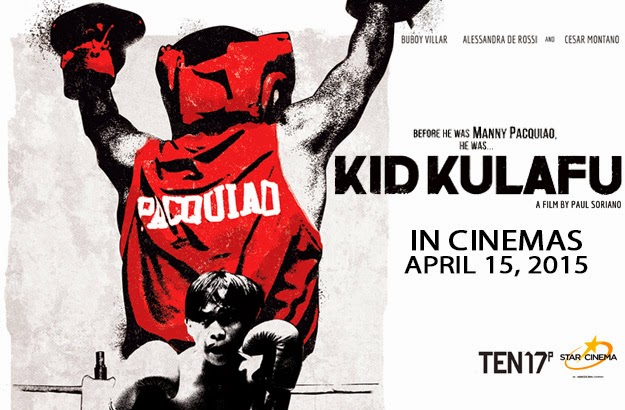 Kid Kulafu showing April 15