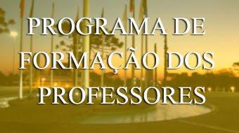 Formação dos Professores UCS