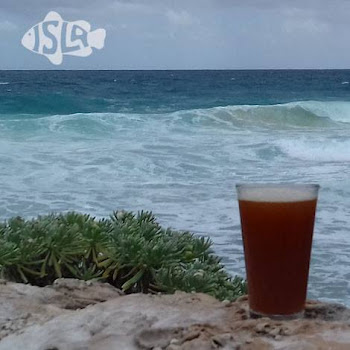 From Isla Brewing Company-Cerveza Isla