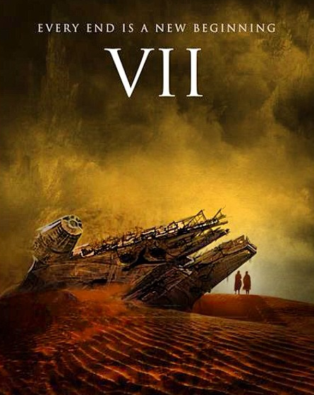 And j productions new star wars episode 7 teaser trailer