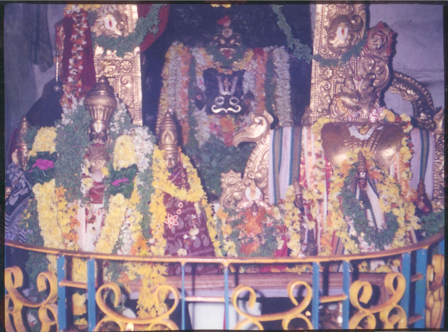 Sri Lakshmi Nrusimha Saranam