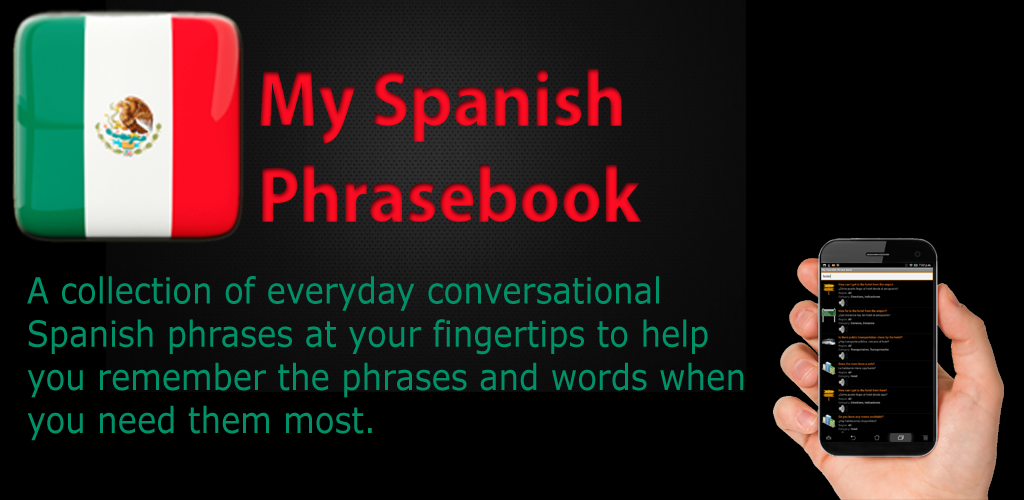 My Spanish Phrasebook