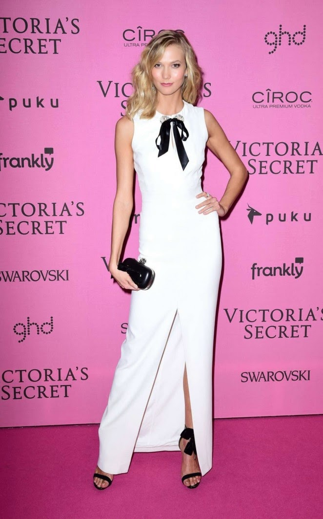 Karlie Kloss - 2014 Victoria's Secret Fashion Show in London
