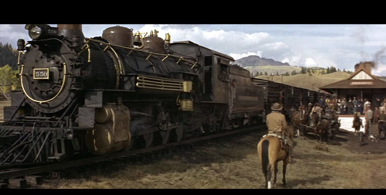 A Movie With A Steam Locomotive And A Firetruck Thatd Be Cool But - The good guys auto