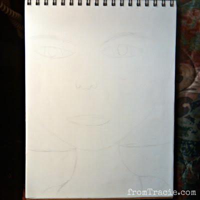 Katarina's Sketch