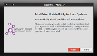 Intel Driver Manager