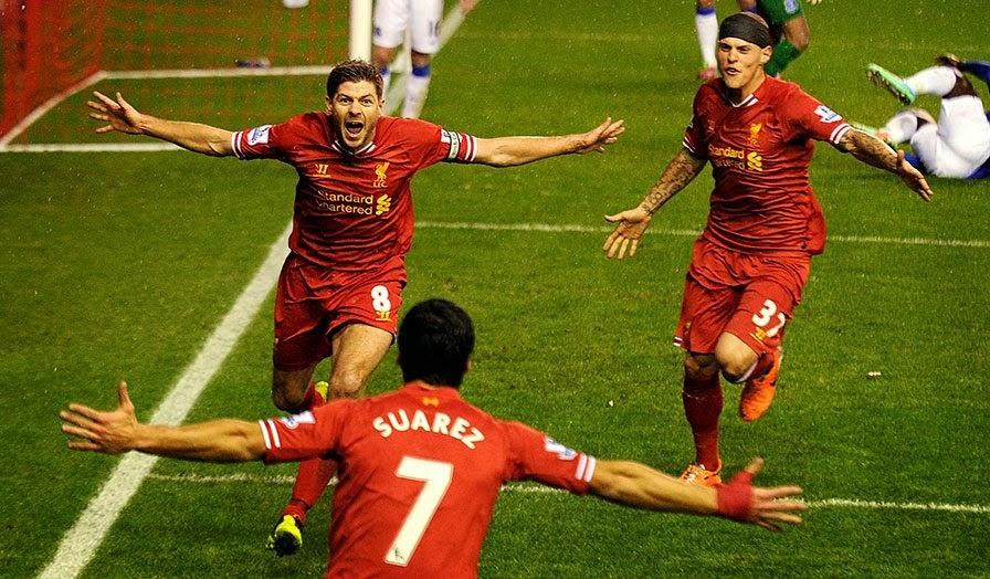 Liga Inggris, Pekan 23, Hasil Liga Inggris, Liverpool