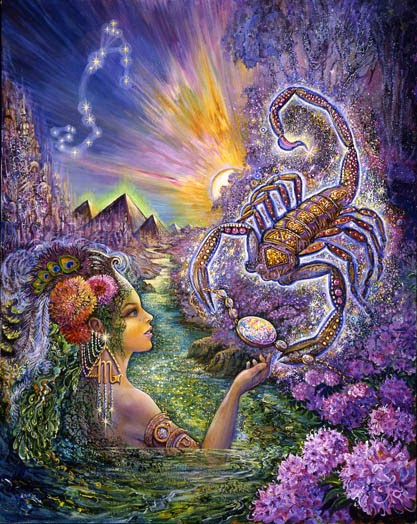 New Moon In Scorpio ~ October 23