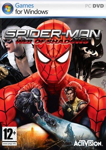 Spiderman web of shadows pc rip download