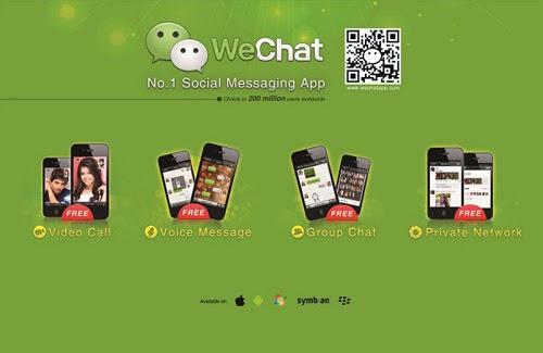 Cara Membuat Account WeChat