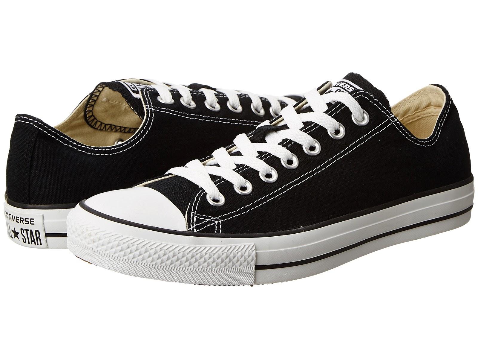 Cara Membedakan Sepatu Converse All Star Asli Sama Palsu