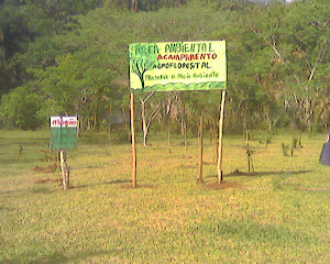 Acampamento Agro-Florestal