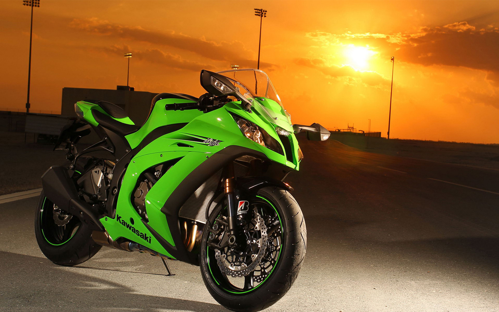 Kawasaki Ninja ZX10R Hdwallpaeprs Wallpapers