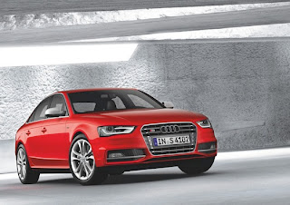 The 2013 Audi A4 and S4