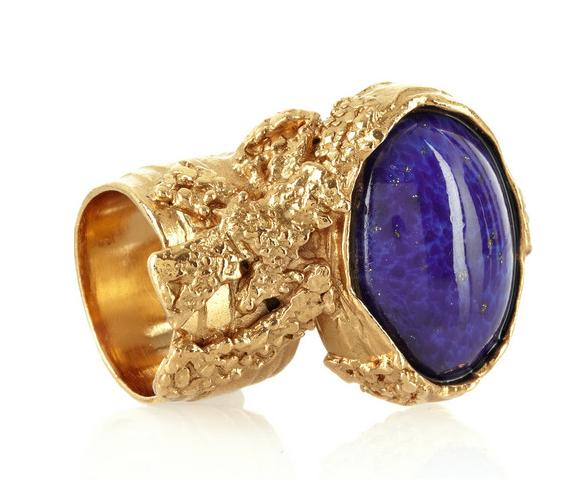 mooivintage ysl arty ring