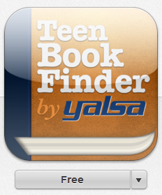 YALSA Teen Book Finder App