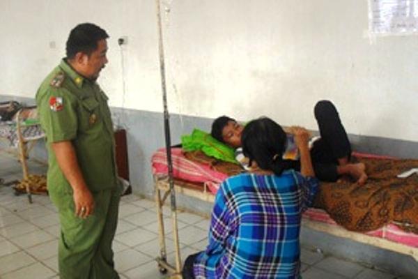 Direktur RSUD Ryacudu Kotabumi Lampung Utara
