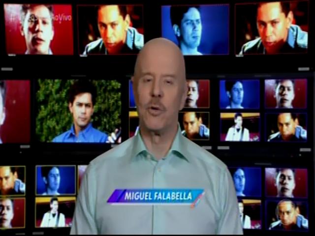 Memória Nacional com Leandro no vídeo show Globo1/11/2018