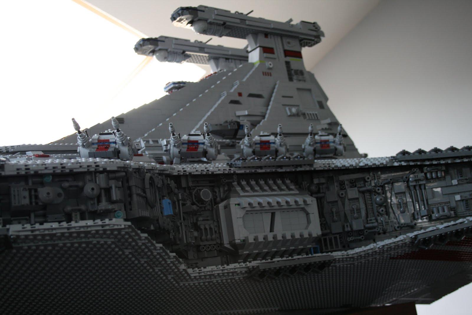 lego republic star destroyer - photo #3