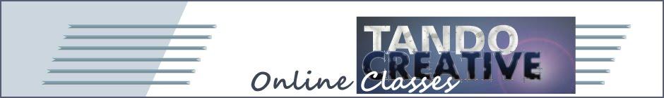 Tando Creative Online Classes