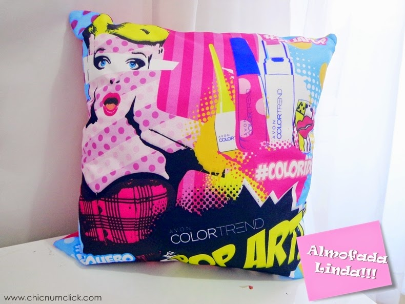 Pop Art Avon