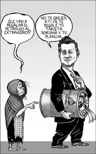 Pemex pobreza