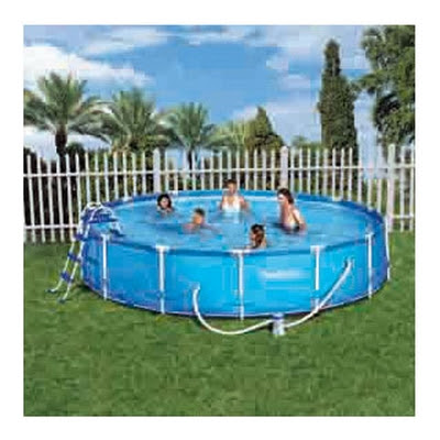 Expats in malta large above ground pool for sale for Above ground pools for sale