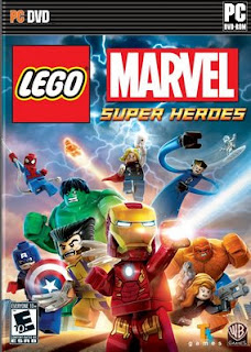 LEGO MARVEL Super Heroes Full Game ISO Link