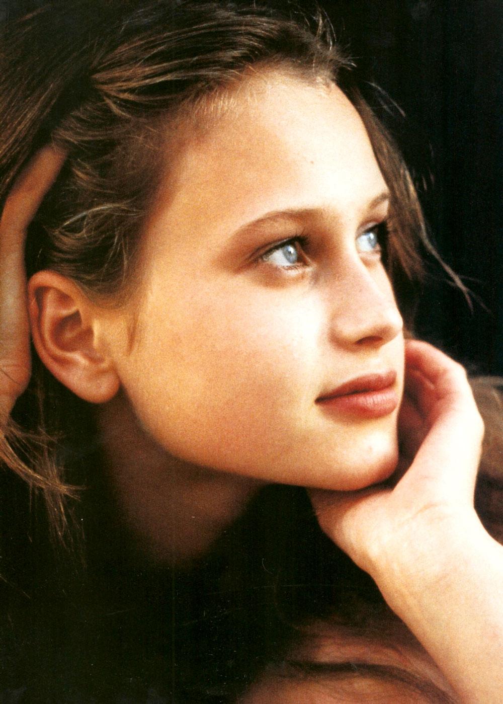 Natalia Semanova Topmodel France 1995