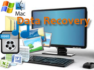Data Recovery for Mac & Windows