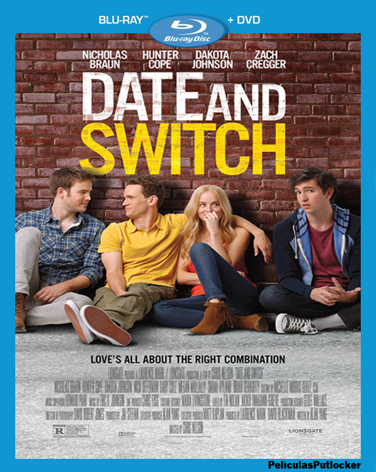 Date And Switch [BrRip 720p][Latino][FD-4S-MG]