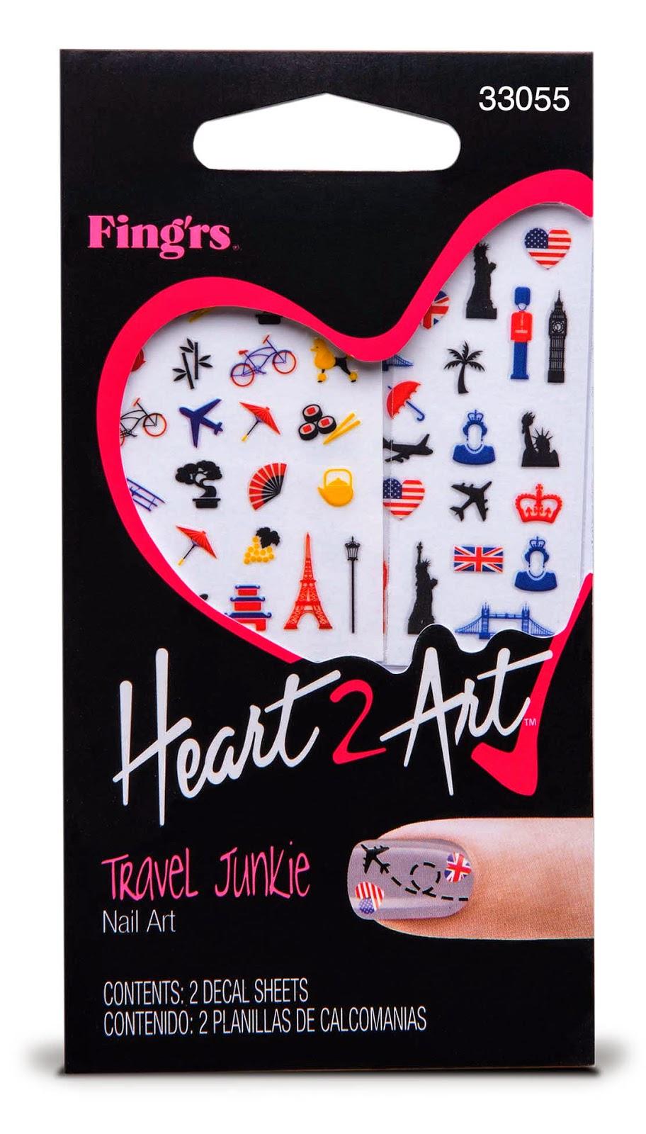 Heart2Art - Travel Junkie