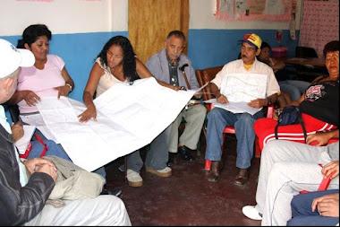 Miembros del Consejo comunal