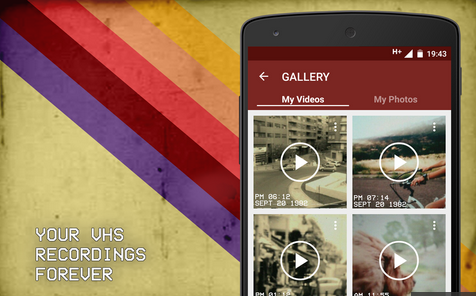 VHS Camera Recorder  v1.3.5 APK