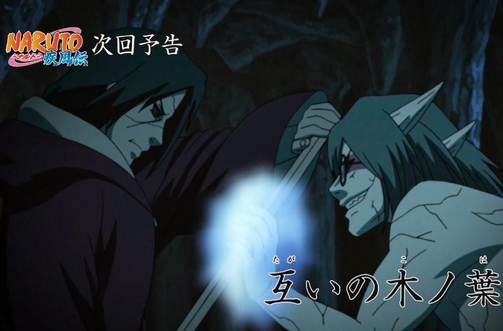 Naruto 340 - 341 Subtitle Indonesia
