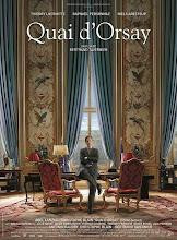 Crónicas diplomáticas (Quai D'Orsay) (2013) [Vose]