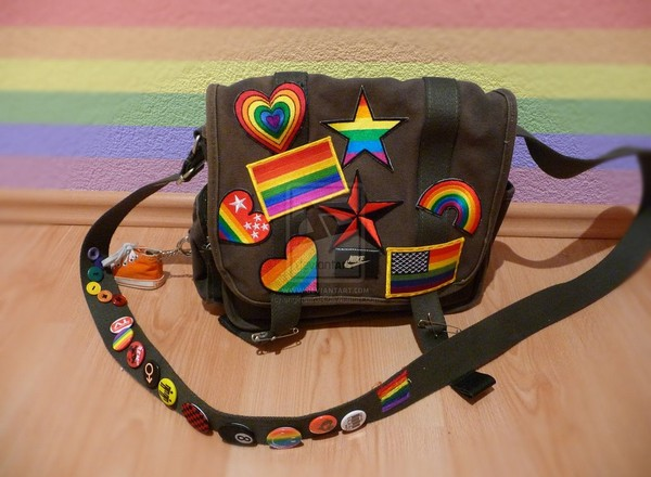 Only Gay bag in town by engineerJR