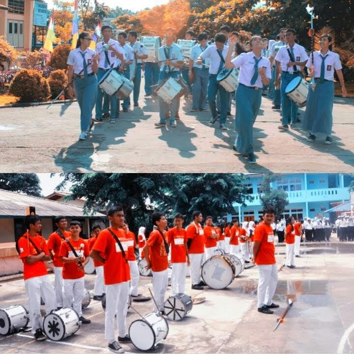 Drumband SMAN 1 TPI