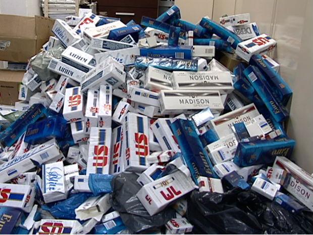 Polícia portuguesa apreende 18 milhões de cigarros contrabandeados, avaliados em 4 milhões de euros.